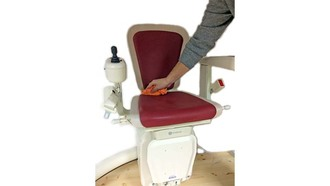 Image of How to Clean a Stairlift