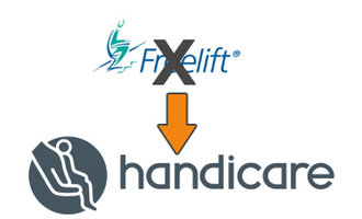 image of Freelift changed its name to Handicare Stairlifts
